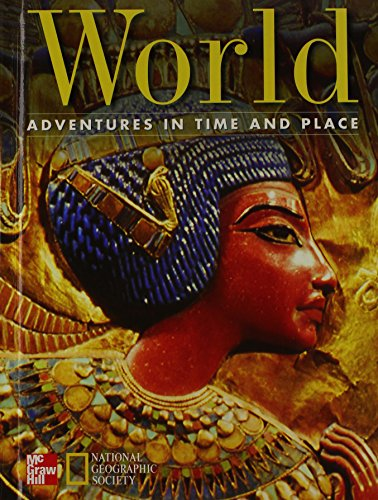 World, Grade 6: Adventures in Time and Place