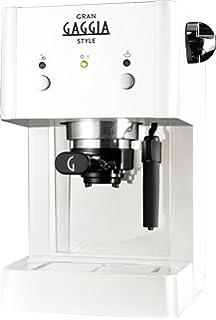 Gaggia Gran RI8423/21 - Cafetera (Independiente, Máquina espresso, 1 L,