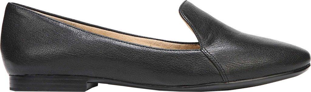 Naturalizer Women's Emiline Slip-on Loafer B01NH0KK47 6 2A(N) US|Black Tumble Leather