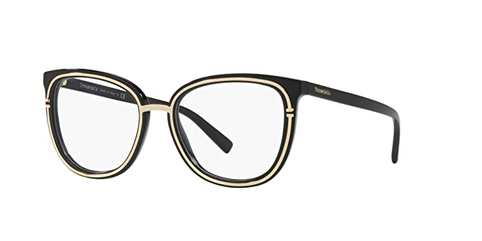 Amazon.com: Tiffany & Co. TF-2165 Eyeglasses Frame for Women Square ...