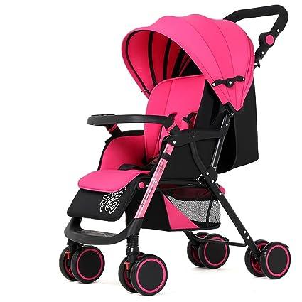 Carros de bebé de cuatro ruedas, carritos de bebé, carros de ...