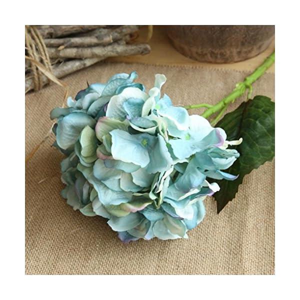 YLCOYO-Flowers-Artificial-Silk-Fake-Flowers-Peony-Floral-Wedding-Bouquet-Bridal-Hydrangea-Decor-C