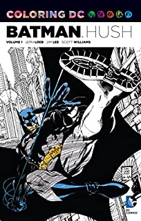 Amazon.com: 2pc Dc Comics Batman Coloring Book 96pg Each: Toys & Games