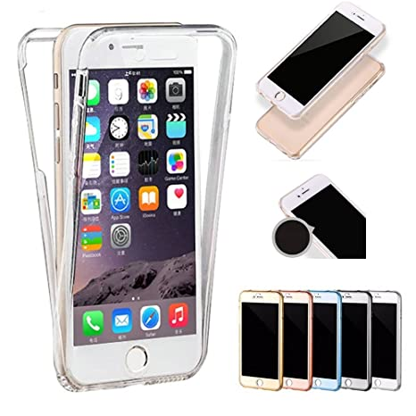 coque gel 360 iphone 6