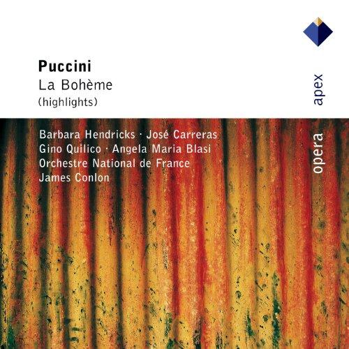 Puccini : La bohème [Highlights] - Apex
