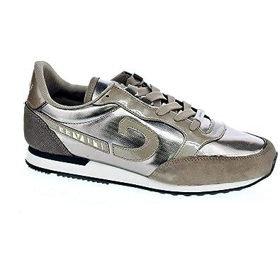 Cruyff Classics Parkrunner - Zapatillas Bajas Mujer Plata Talla 41: Amazon.es: Zapatos y complementos