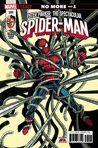 PETER PARKER SPECTACULAR SPIDER-MAN #304 LEGACY 5/9/2018