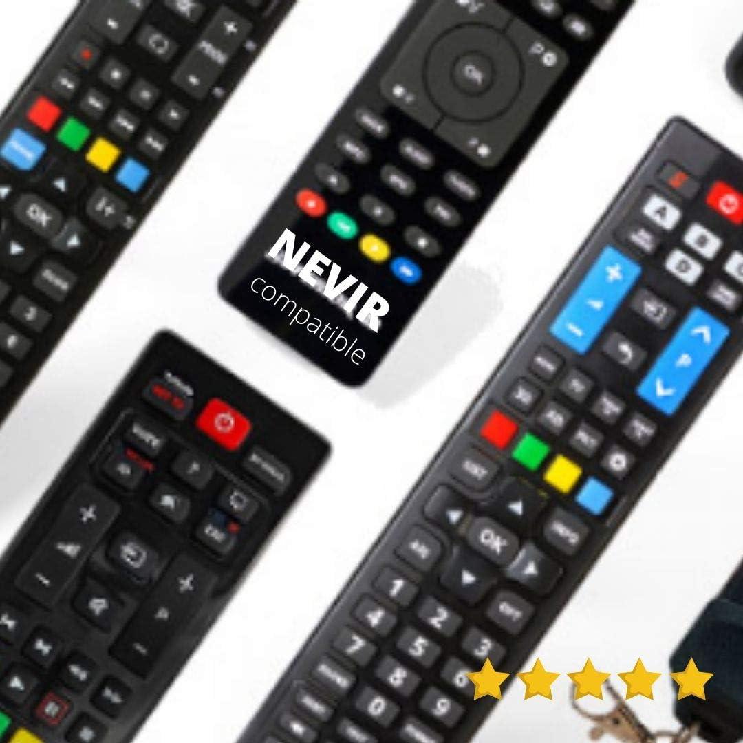 NEVIR - Mando A Distancia para Television NEVIR: Amazon.es: Electrónica