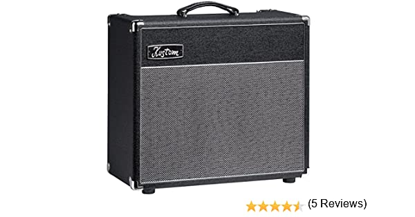 Amazon.com: Kustom The Defender 50W 1 x 12 Guitar Combo Amp, Classic Tolex: Musical Instruments