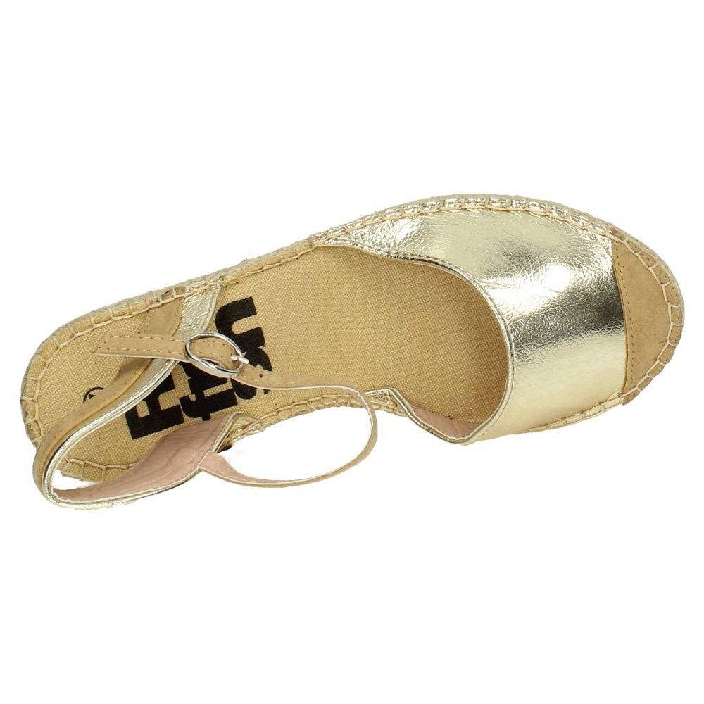 Con A Cuñ 63307 Refresh Sandalias Mujer Alpargatas Zapatos f7I6vYbgy