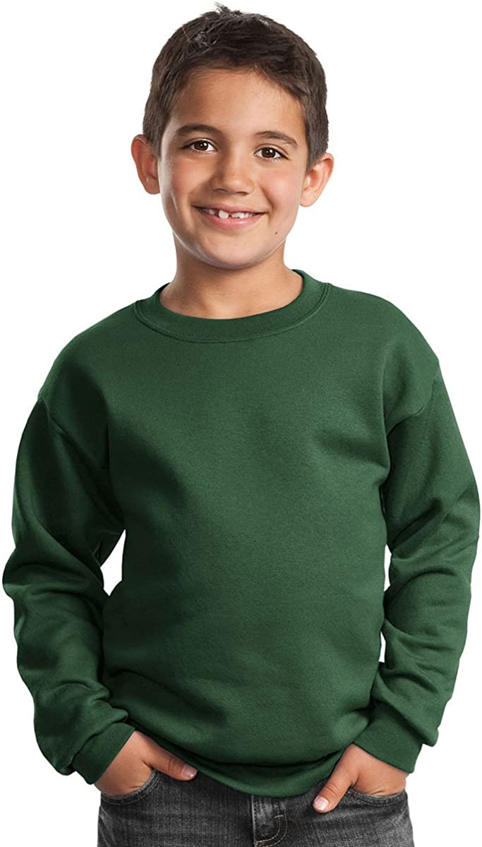PORT AND COMPANY Crewneck Sweatshirt (PC90Y)