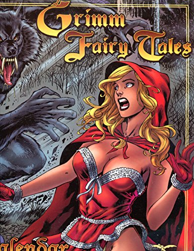 GRIMM FAIRY TALES CALENDAR 2008, Riding  - Girls 2008 Calendar Shopping Results