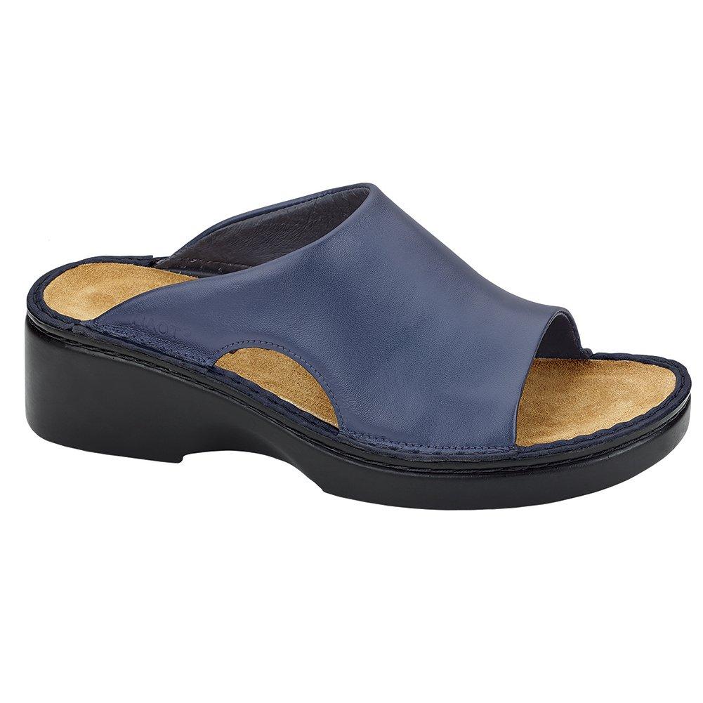 NAOT Rome High Scandinavian Women Sandals B01M705F4E 42 M EU Polar Sea Leather