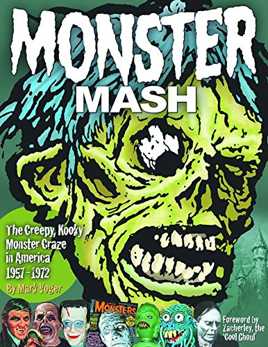 Monster Mash: The Creepy, Kooky Monster Craze In America 1957-1972 - Creepy Monster