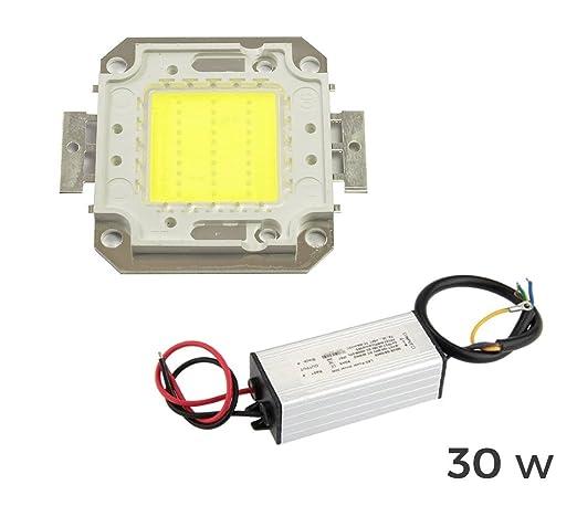 Kit 2 piezas para sustitución de PLACA LED + LED DRIVER ...