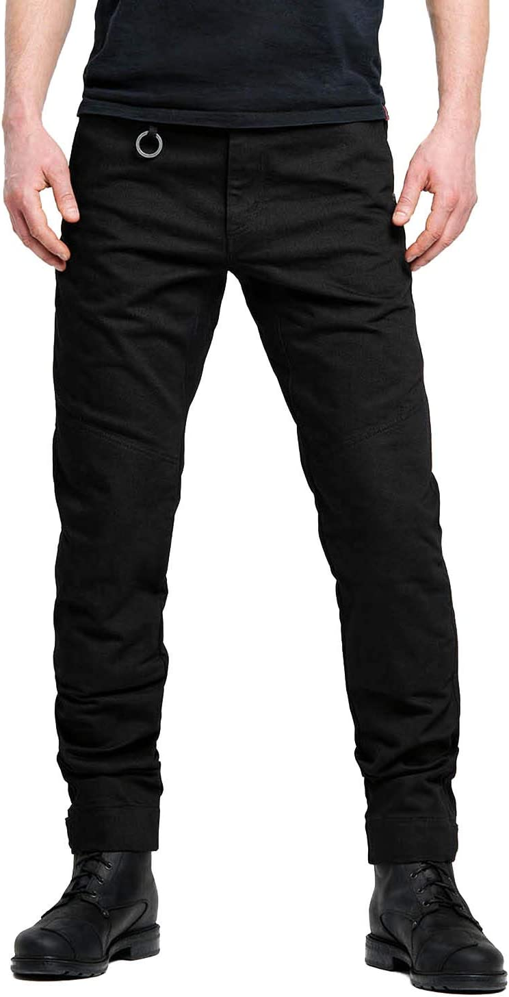 2XL Motorbike Trouser Mens-Motorcycle Waterproof Cordura Textile Trousers Pants Armours For Mens Boys Black