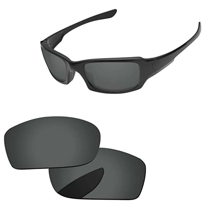 7591ddb6a5b Amazon.com  PapaViva Lenses Replacement for Oakley Fives Squared ...