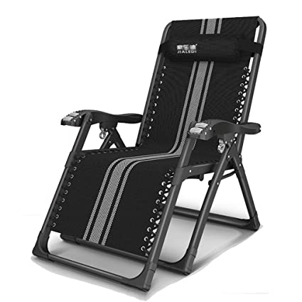 XEWNEG Tumbonas, sillas Plegables, sillón reclinable al Aire ...