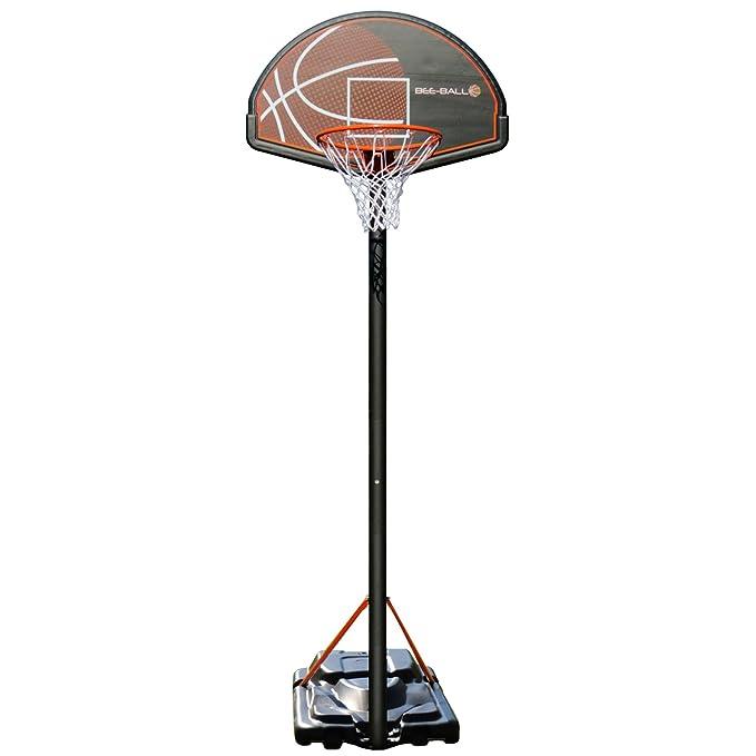 BEE-BALL Pro Bound ZY-015 - Canasta de baloncesto de tamaño ...
