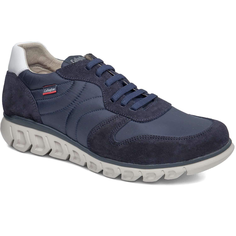 TALLA 40 EU. Callaghan Squalo, Zapatos de Cordones Derby para Hombre
