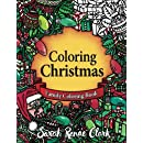 Colorful Christmas: A Christmas Coloring Book for the whole family!