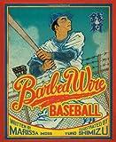 Barbed Wire Baseball, Marissa Moss, 1419705210
