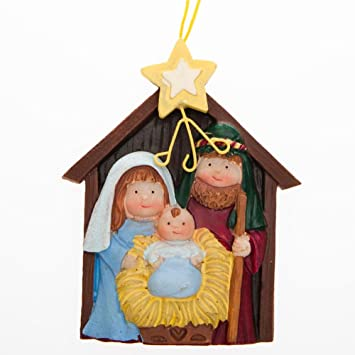 religious christmas ornaments