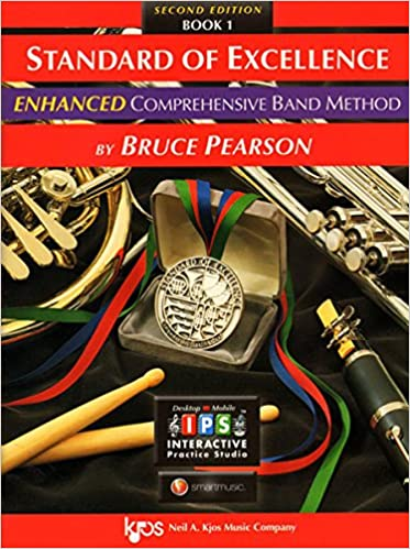 standard of excellence soe enhanced bk 2 clarinet comprehensive band method