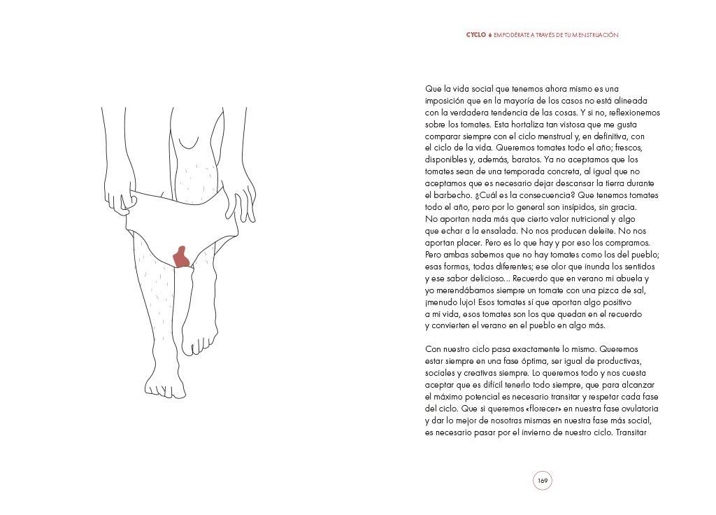 CYCLO: Tu menstruación sostenible y en positivo No ficción ...
