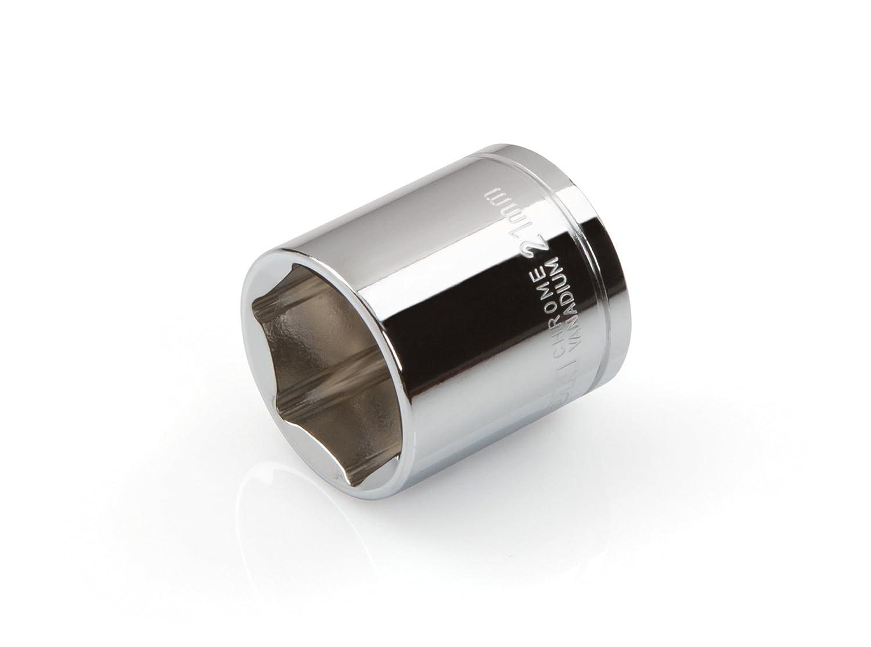 TEKTON 14277 1/2-Inch Drive by 5/8-Inch Shallow Socket, Cr-V, 6-Point TEKTON 14277 1/2 in. Drive by 5/8 in. Shallow Socket