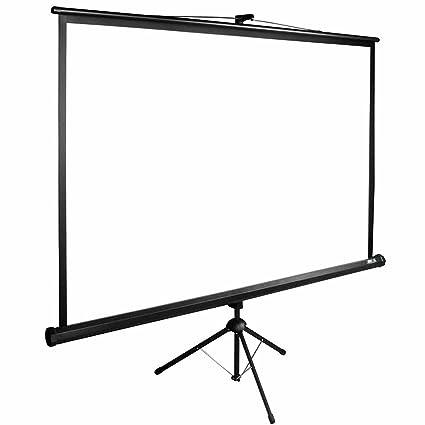 Lienzo trípode para proyector de cine en casa y en la oficina ...