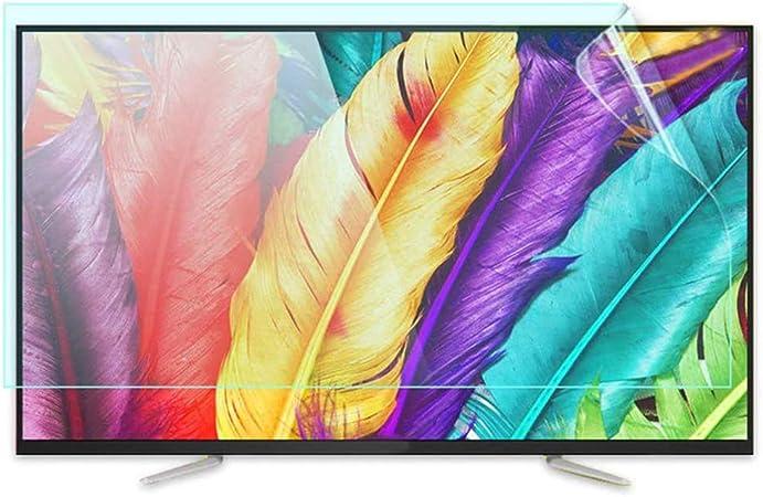 KDJJH 75 Pulgadas Protector de Pantalla de TV Antiazul Filtro, TV Protección de Pantalla Antideslumbrante Filtros ProteccióN para Los Ojos para HDTV LCD/LED/OLED Y QLED,75inch/ 1645x931mm: Amazon.es: Hogar
