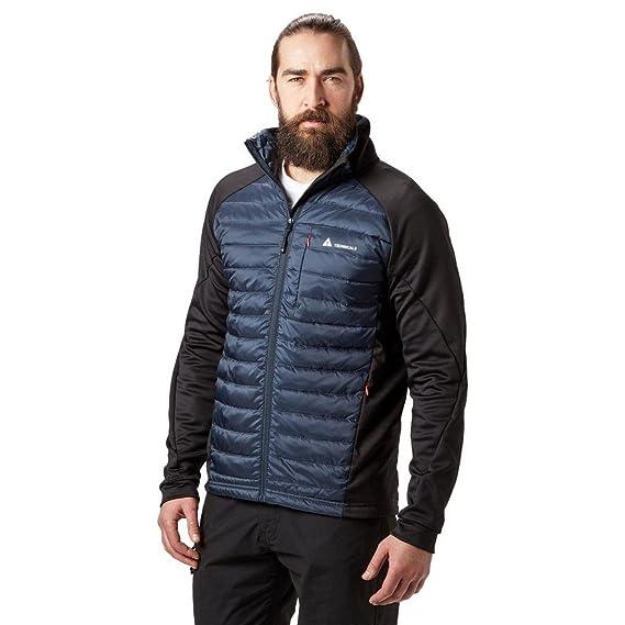 2a1e556bdec TECHNICALS Menâ€TMs Rush Hybrid Jacket: Amazon.co.uk: Clothing