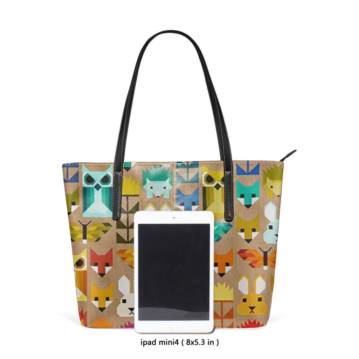 2b57b75e65f1 Amazon.com: JIAQI Women's Stylish Casual Tote Bag Canvas Travel Bags ...