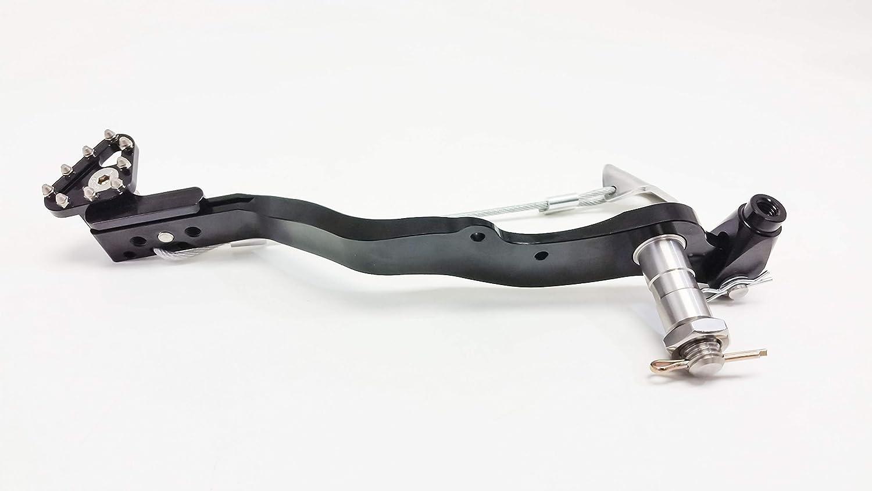 DR650 Rear Brake Pedal