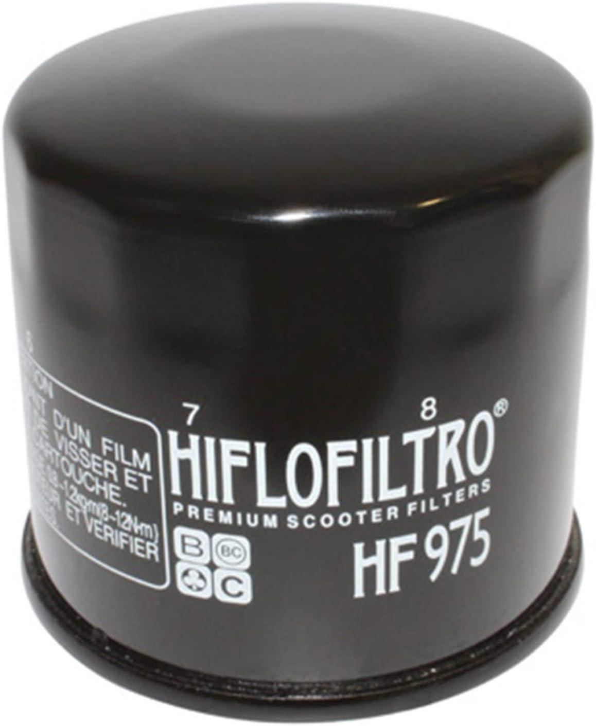 68x65mm FILTRE A HUILE HIFLOFILTRO POUR SUZUKI 650 BURGMAN 20032012 HF975