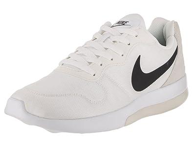 Nike Men s MD Runner 2 LW White Black Light Bone Running Shoe 9. 5 Men US   Buy Online at Low Prices in India - Amazon.in 9d51c6b6953d5