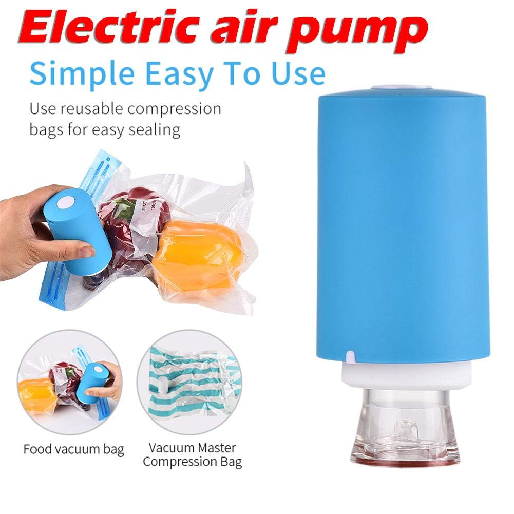 Amazon.com: Windowew Multi-Functional Electric Air Pump Dual ...