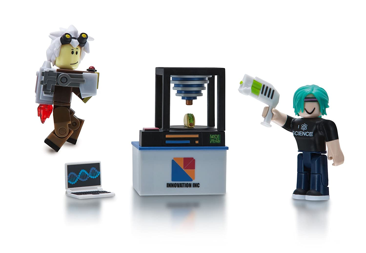 ROBLOX Innovation Labs Game Pack, Figures - Amazon Canada