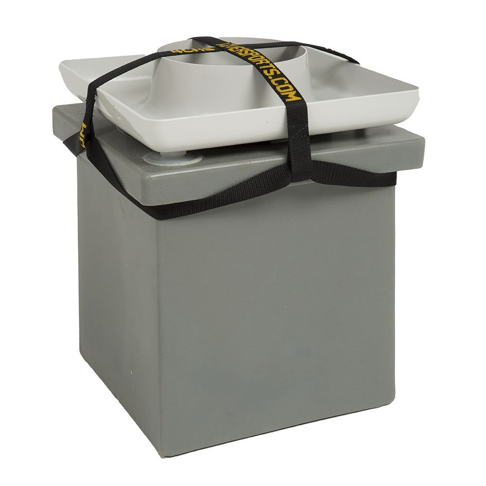 Portable Camp Toilet System by Coyote River Gear (Image #4)