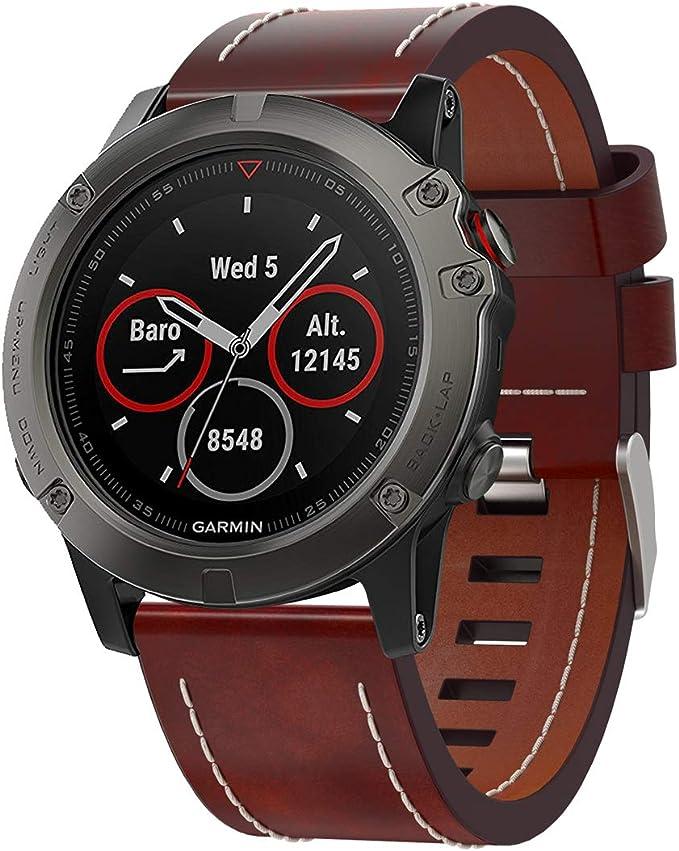 Xihama Smartwatch-Uhrenarmband für Garmin Fenix 5X GPS Multisport ...