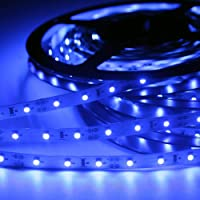 Signcomplex elastyczna taśma LED 3528 SMD LED wstążka 5 m kołowrotek 12 V DC 300 diod LED 5000 x 8 mm taśmy światła…