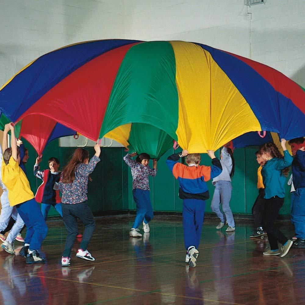 20 ' Rainbow Parachute再生 B01KY6UZHM