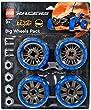 LEGO Racers Set #4286024 Dirt Crusher Big Wheels Pack [Blue]