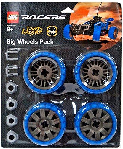 LEGO Dirt Crusher Räder-Umrüst-Kit blau Big Wheels Pack 4286024 B002FJXXTO Bau- & Konstruktionsspielzeug Toy Story | Ausgezeichnet
