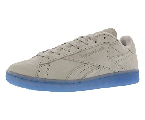 Ice Sneakers Clear Ice Sole Steel Grey