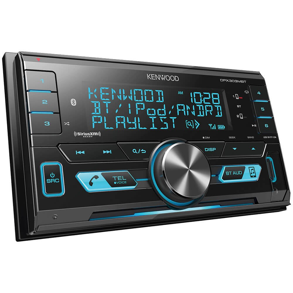 Amazon.com : Kenwood DPX303MBT Digital media receiver (does not play CDs) :  Electronics