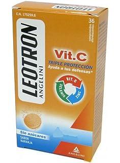 ANGELINI Leotron vitamina c 36 comp efervescentes