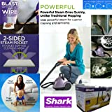 New Shark Professional Portable Steam Blaster Cleaner Powerful Steam Dries Quickly - Clean Sanitize Deodorize