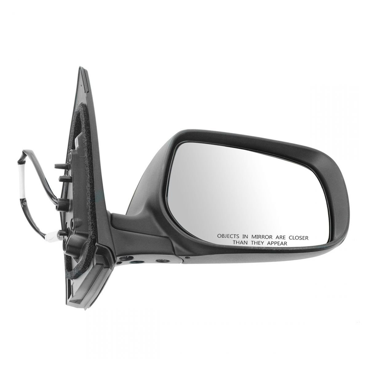 Power Door Mirror Right Passenger Side RH for 09-13 Toyota Corolla AM Autoparts
